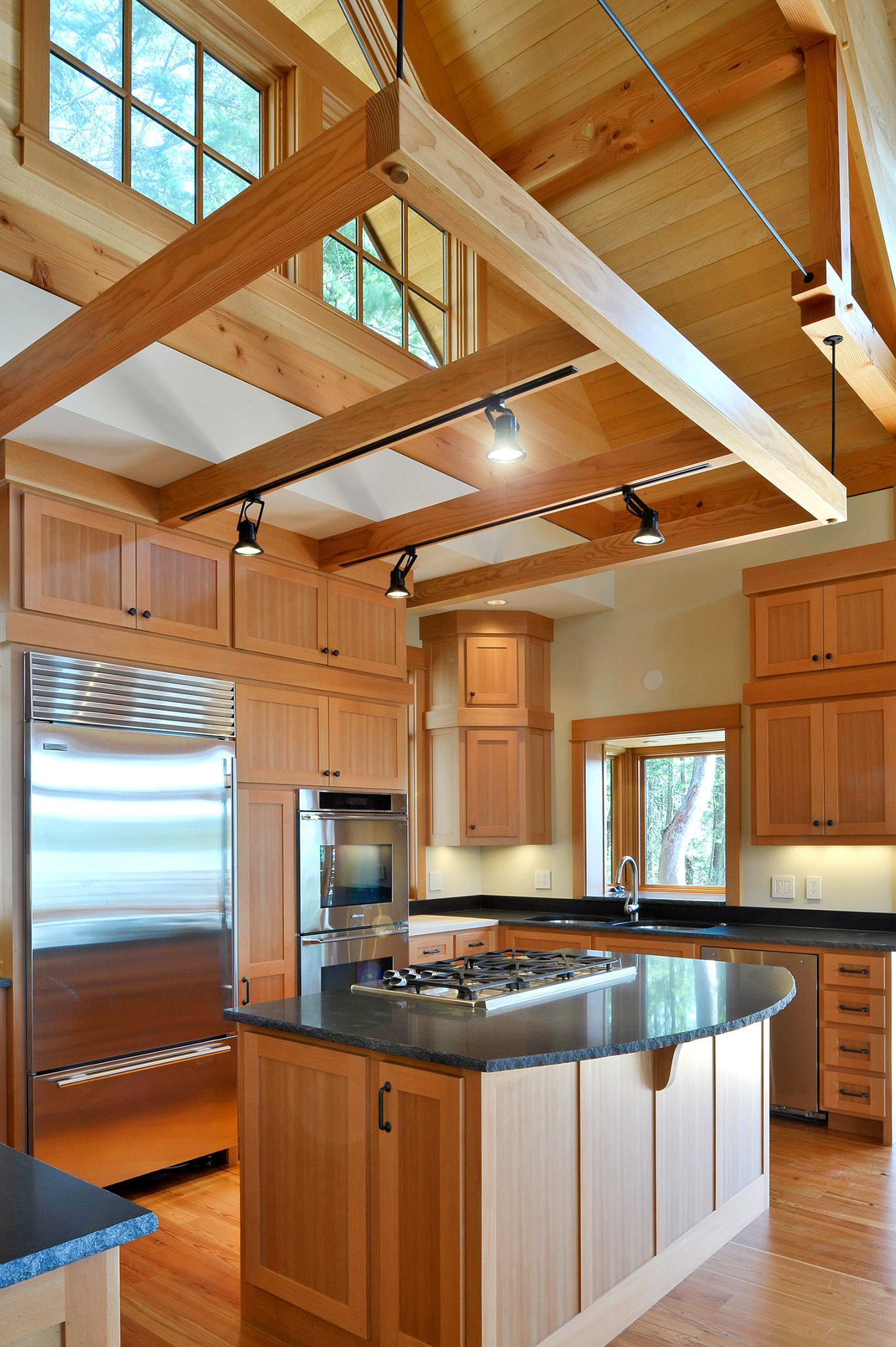 Woodsong custom home builders San Juan, Orcas, Lopez, Waldren, Shaw, islands
